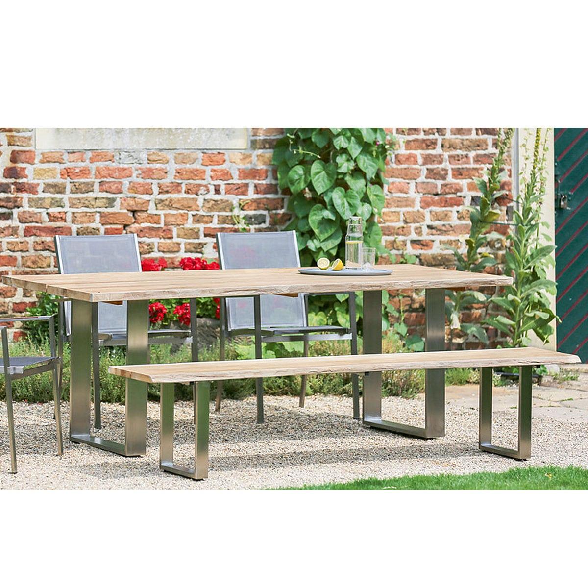 Gartentisch SOLID von Niehoff