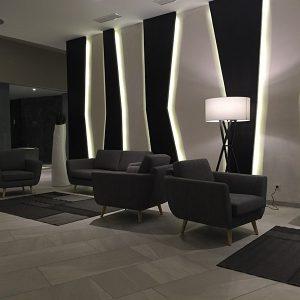 Hotels Riu Arecas, Santa Cruz, Tenerifa von PLM Design