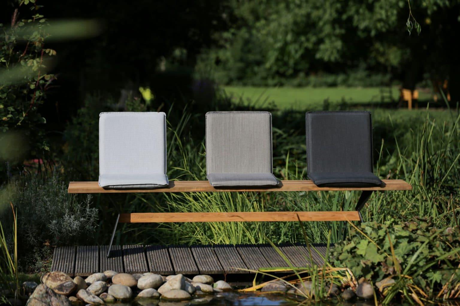 Outdoor- und Indoor Sitzschale NETTE von Niehoff
