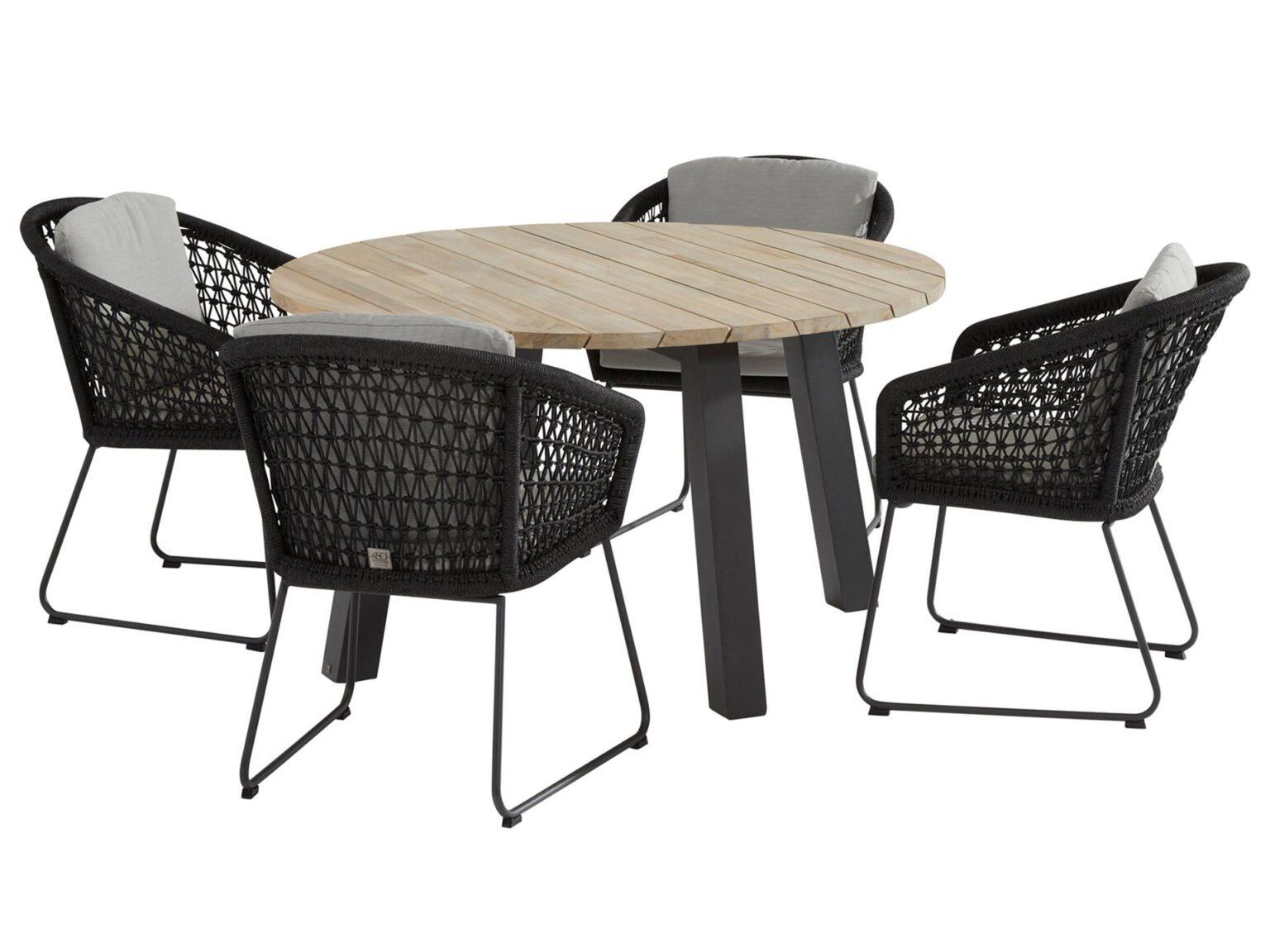Dining Chair MILA mit Sitzkissen