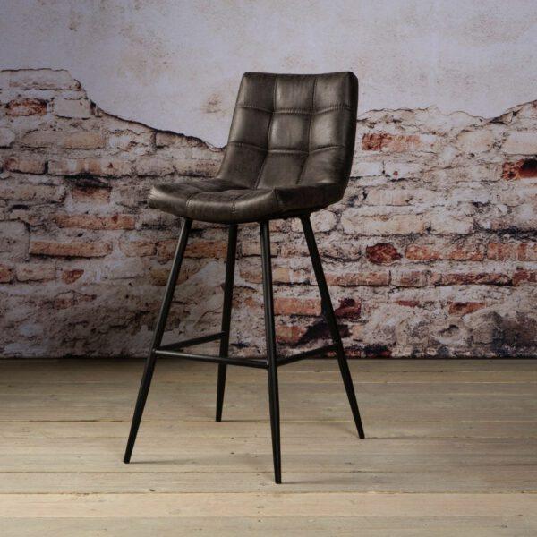 Gepolsterter Allzweck-Stuhl NAVARRA mit Steppung