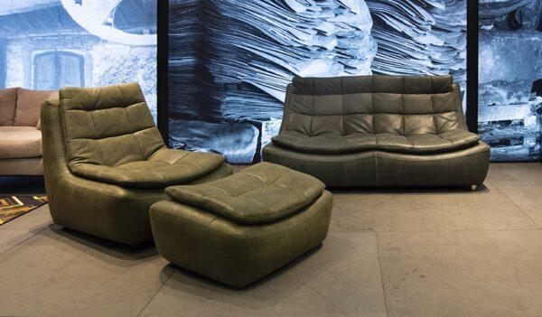 Stylischer Relaxsessel & Sofa COOPER von het Anker