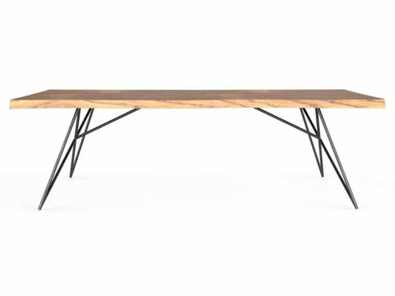 Tischmodell Mist von TUUM in 4 Holzarten