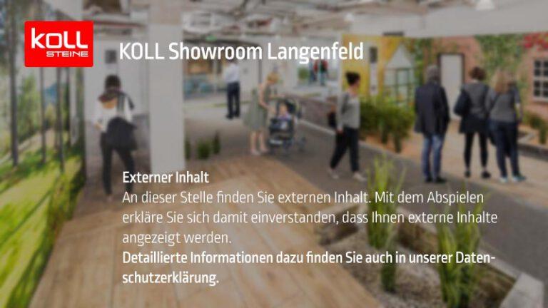 Koll Steine Showroom Langenfeld