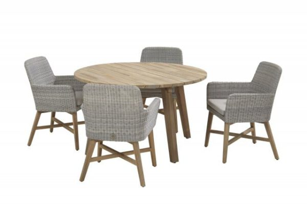 4Seasons Outdoor-Stuhl LISBOA in vier Varianten